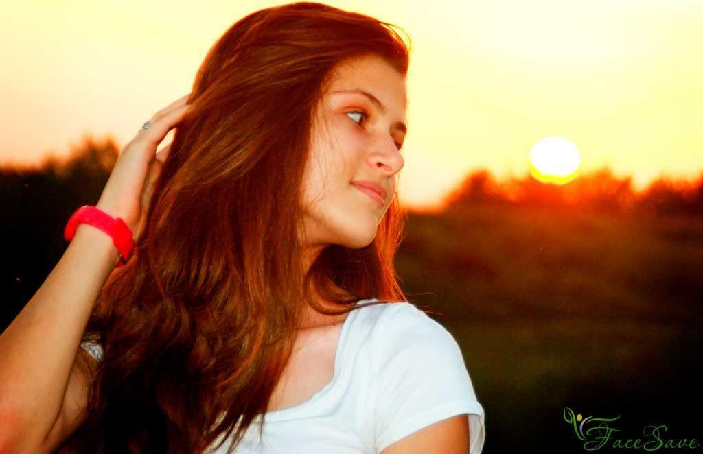 Улыбка солнцу