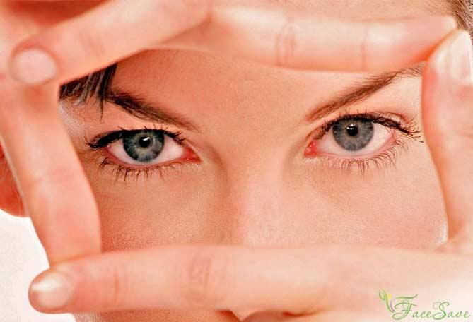Глаза Левченко