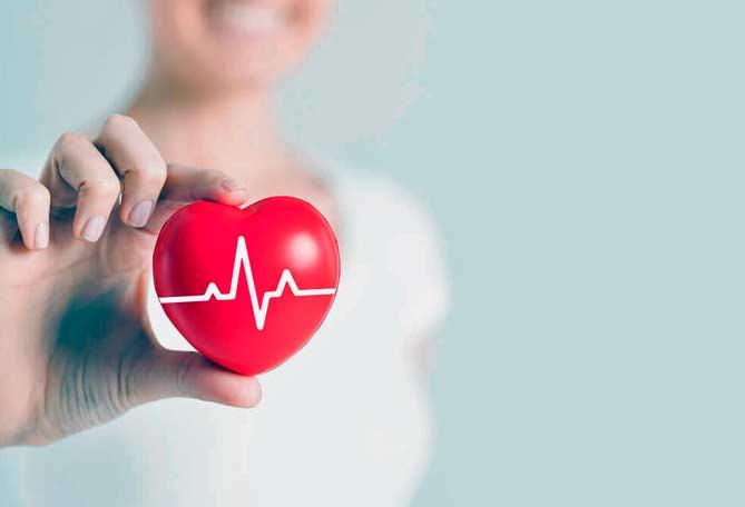 Укрепляет здоровье сердца