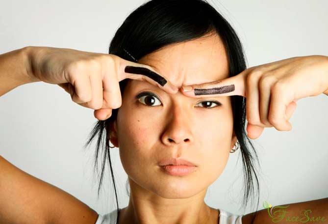 Упражнения для раскрытия глаз