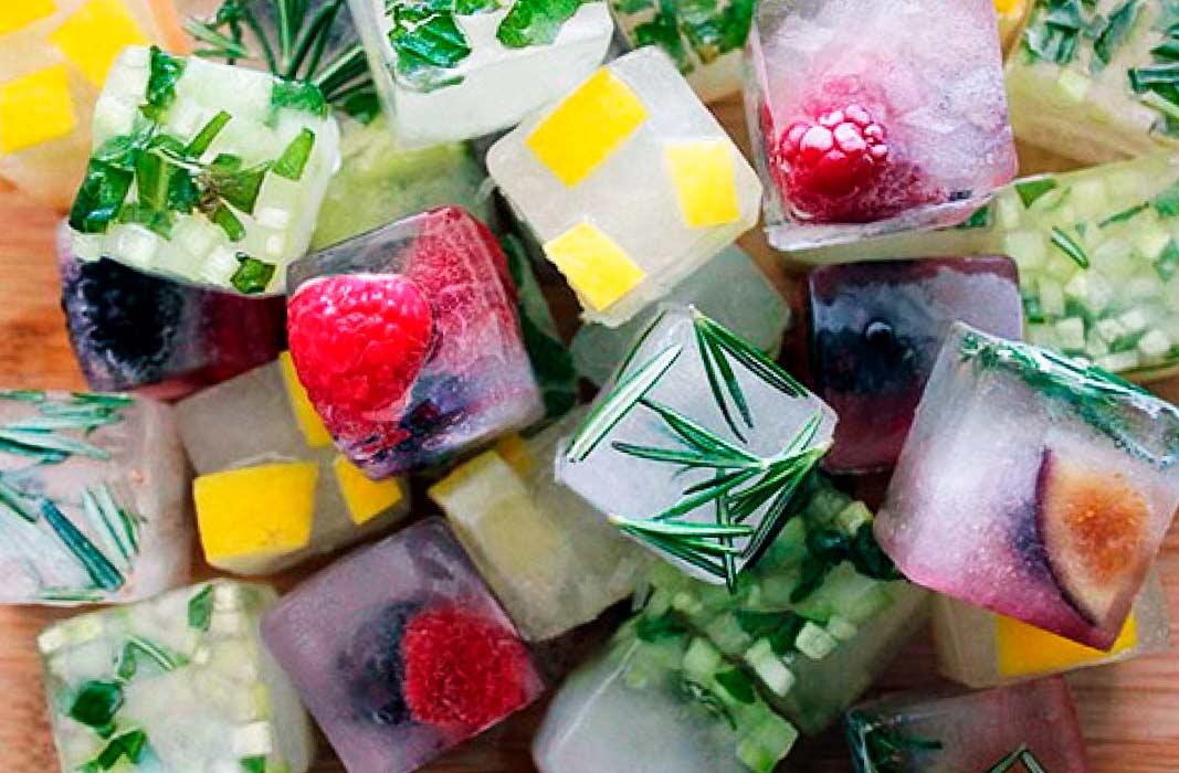 Рецепты льда для лица в домашних условиях ингредиенты по типу кожи