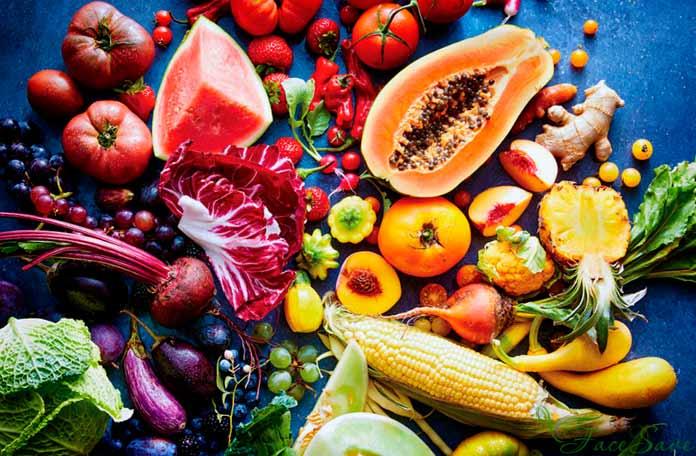 фрукты иовощи