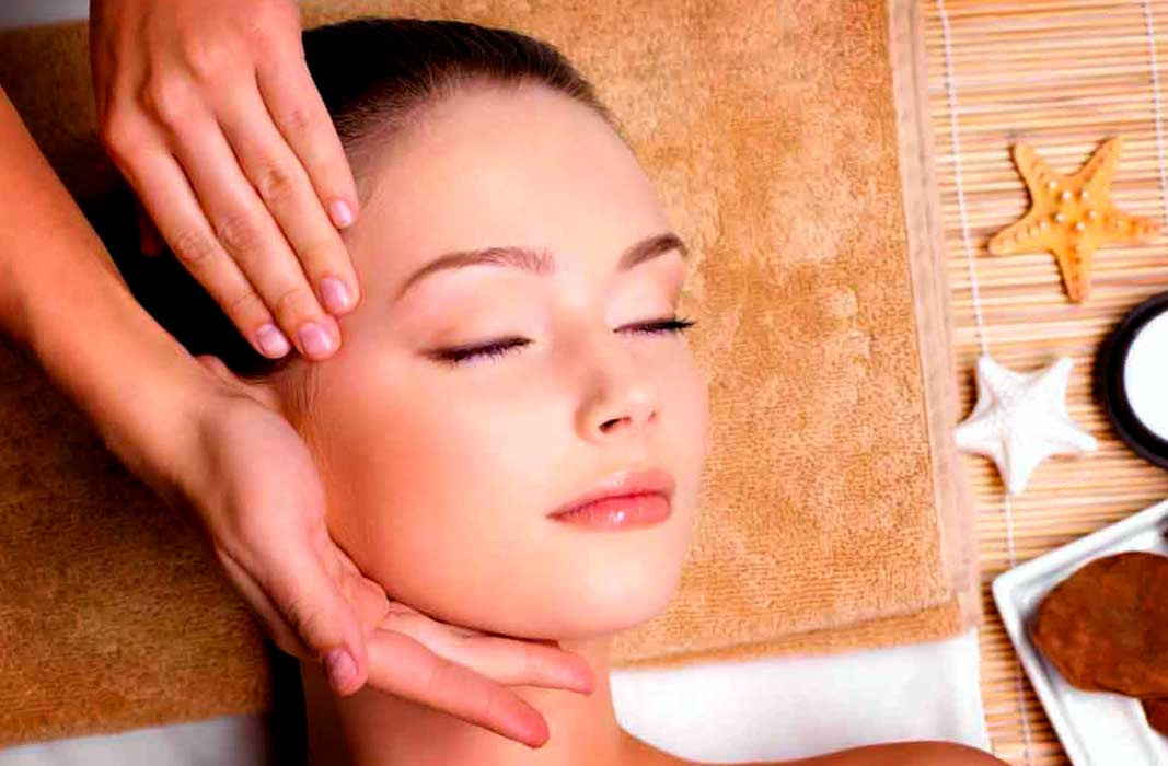 Японский лимфатический массаж лица по методике Юкуко Танака