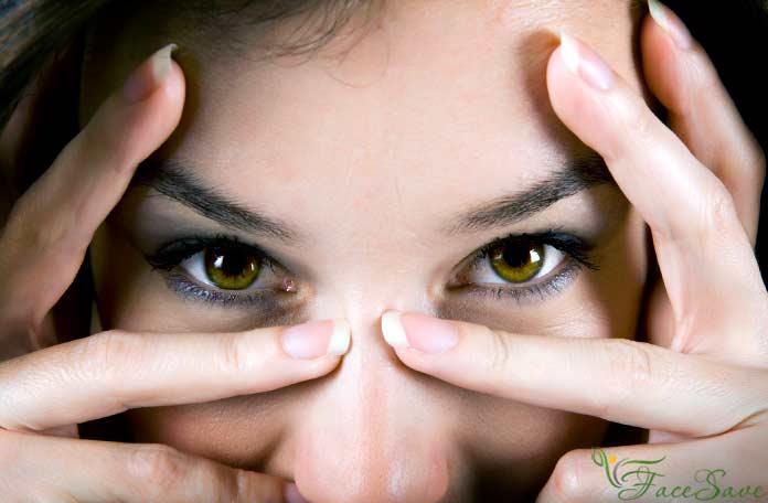 Разминка глаз