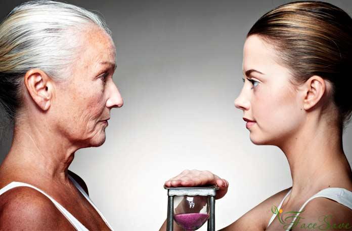 Старый человек дышит медленнее