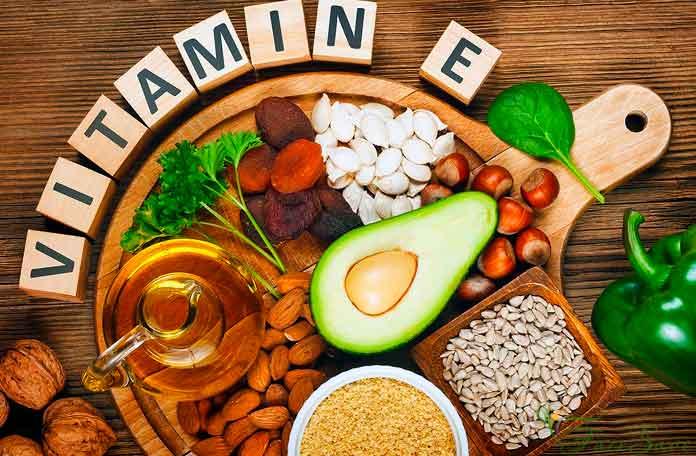 Вчём содержится витамин Е