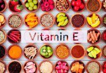 Витамин Е продукты