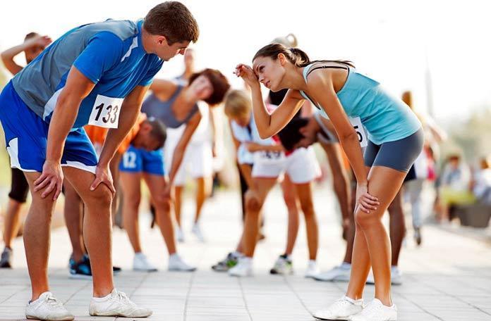 Спорт и кислотно-щелочной баланс