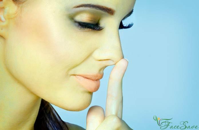 Как можно уменьшить нос