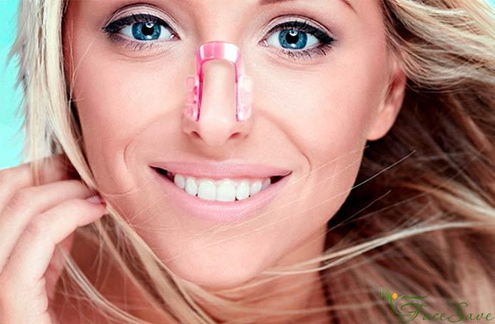 Лангетка для уменьшения носа