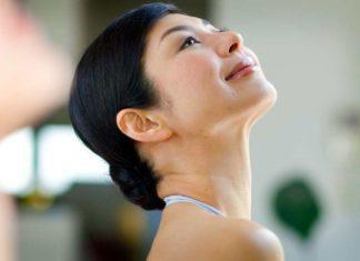 Йога для лица Йошико Мамада