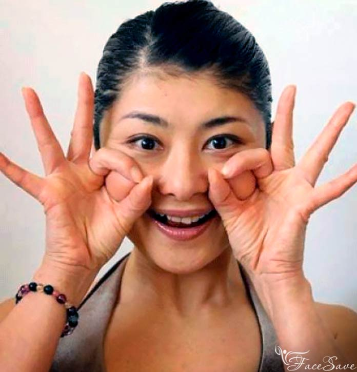 Пальцы в кольцо