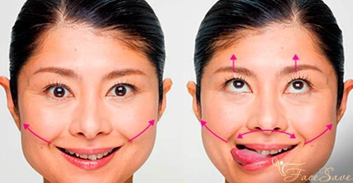 Упражнение для идеальной линии рта