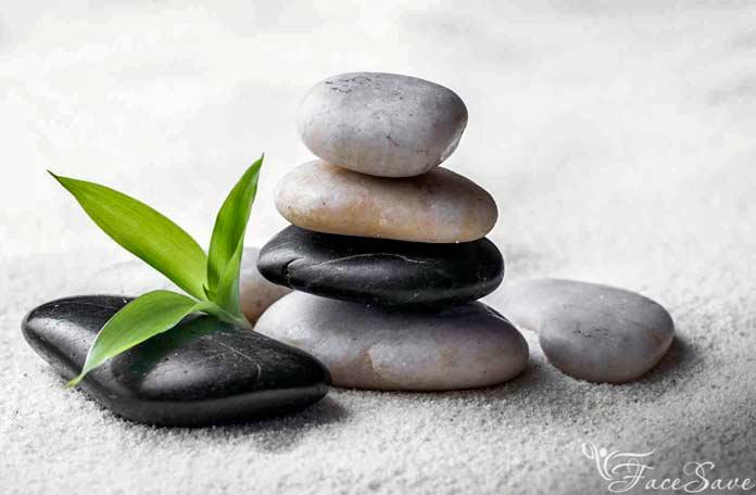 Камни для массажа