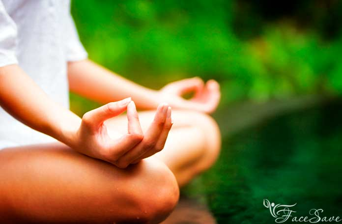 Кисточковый массаж практика расслабления