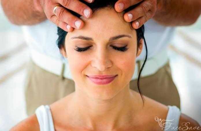Польза массажа лица