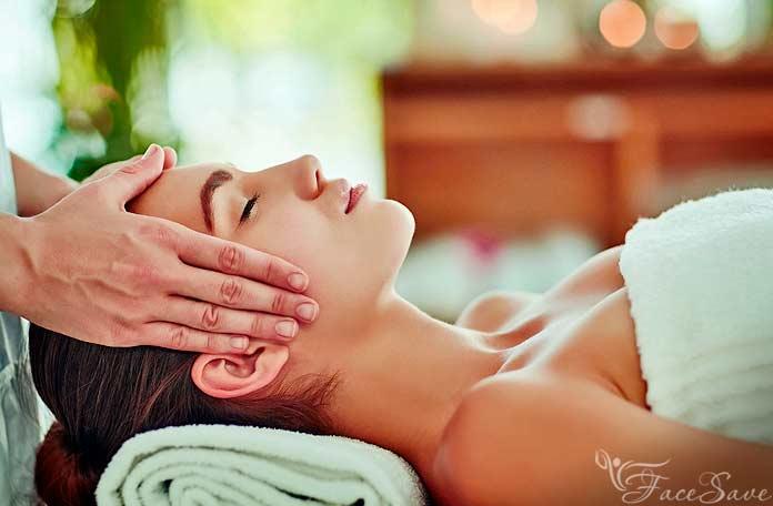 Лимфодренажный массаж в салоне