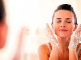 Техника мыльного массажа лица
