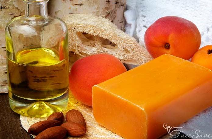 Как получают абрикосовое масло для лица