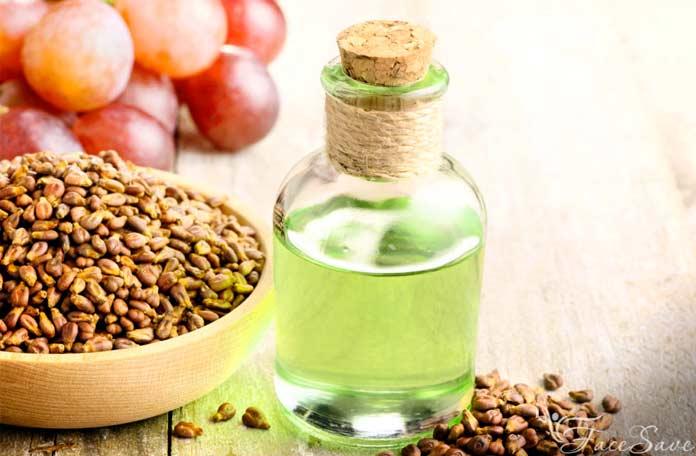 Как-получают виноградное масло