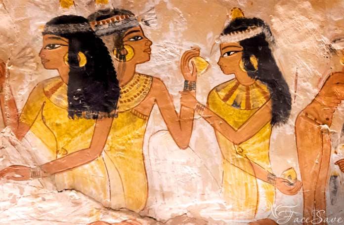 Древний Египет уход