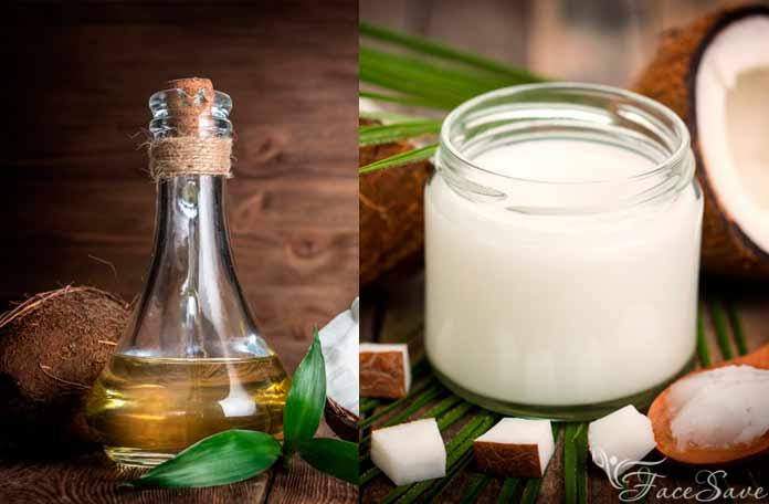 Кокосовое масло виды
