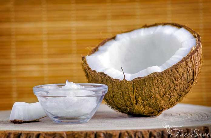 Маски смаслом кокоса для лица