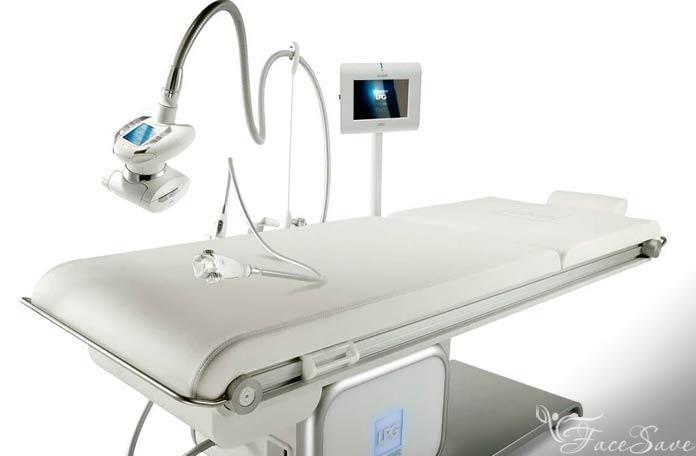 аппараты для lpg массажа лица