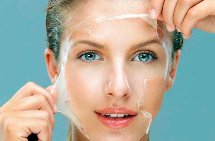 Что такое гликолевый пилинг для лица