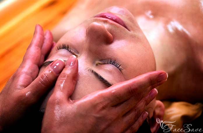 Тибетский массаж для лица