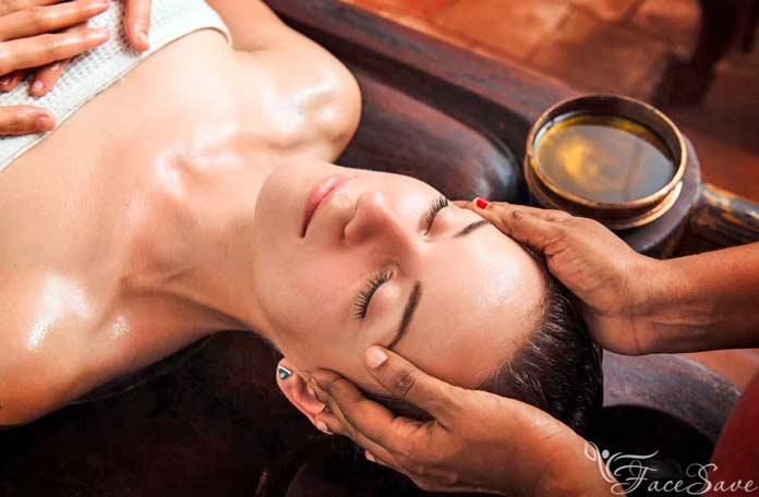 Тибетский массаж лица