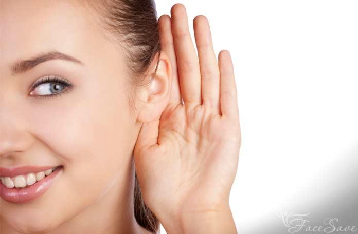 Шевелить ушами