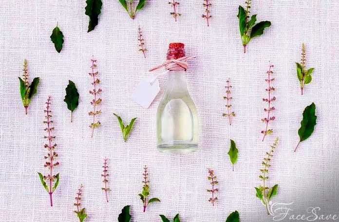 Состав очищающего масла