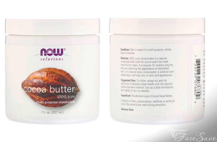Увлажняющее масло от Now Foods