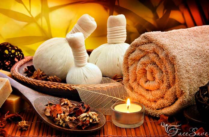 Cделать мешочки для тайского массажа