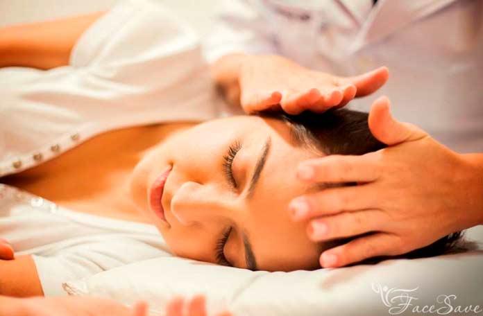 Остеопатический массаж для лица